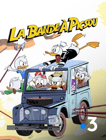 France 3 - La bande à Picsou