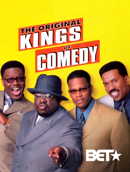 BET - Kings of Comedy