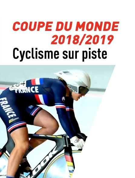 Coupe du monde de Cyclisme sur piste 2018/2019