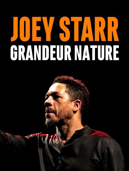 JoeyStarr grandeur nature