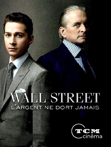 TCM Cinéma - Wall Street : l'argent ne dort jamais