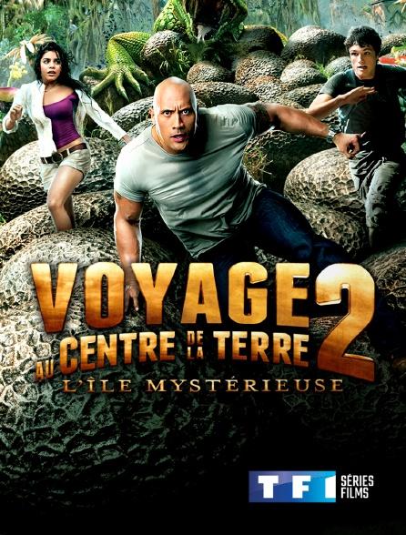 TF1 Séries Films - Voyage au centre de la terre 2 : l'île mystérieuse