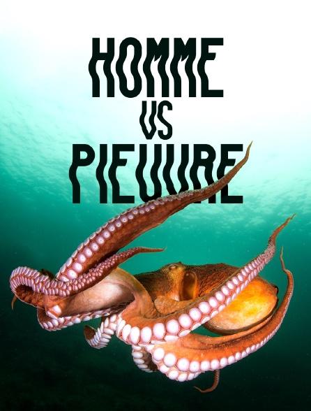 Homme vs pieuvre