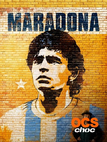 OCS Choc - Maradona par Kusturica