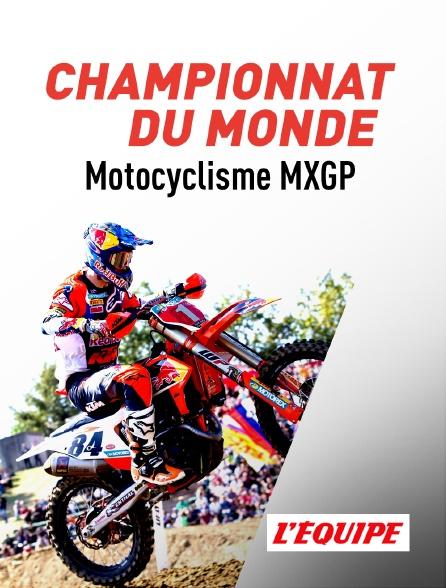 L'Equipe - Championnat du monde MXGP