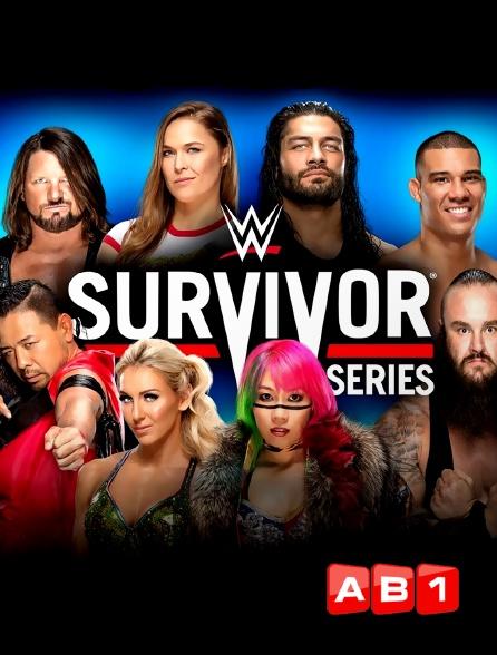 AB 1 - WWE Survivor Series 2018