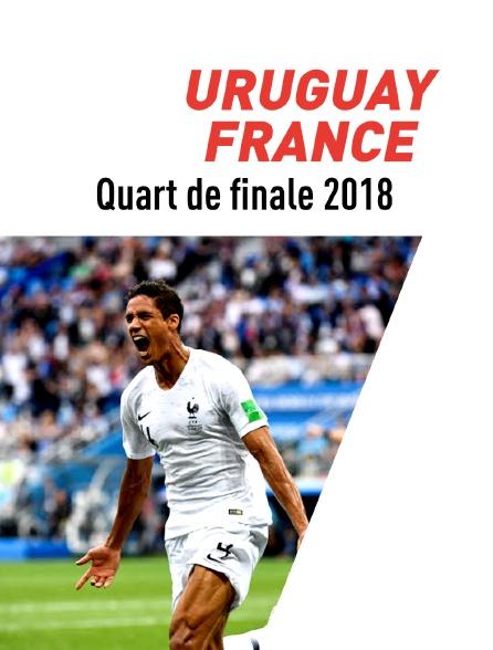 Coupe du monde 2018 : Football - Uruguay / France