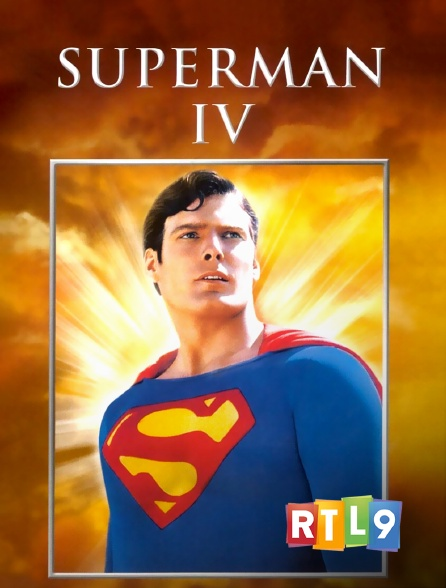 RTL 9 - Superman IV