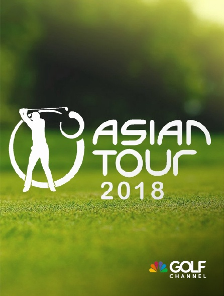 Golf Channel - Asian Tour 2018