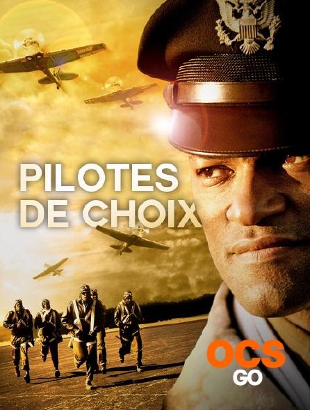 OCS Go - Pilotes de choix