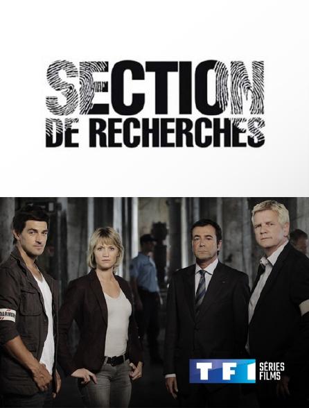 TF1 Séries Films - Section de recherches