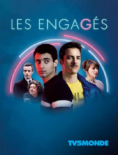 TV5MONDE - Les engagés
