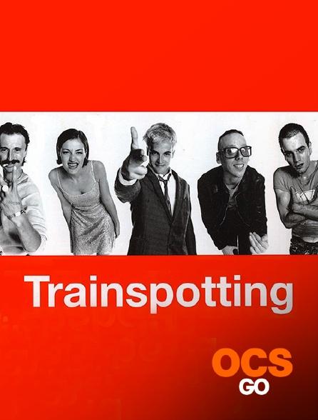 OCS Go - Trainspotting