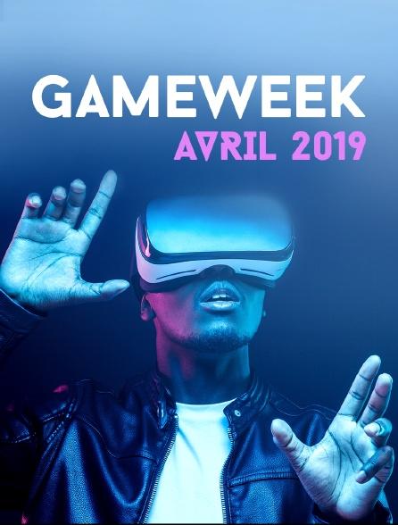 Gameweek Avril2019
