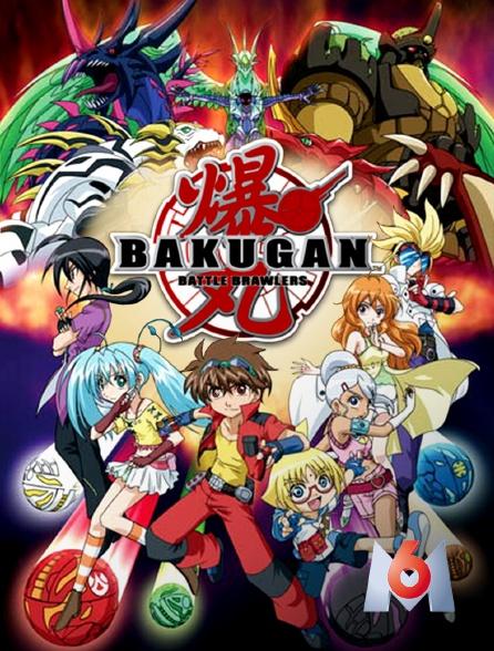 M6 - Bakugan Battle Planet