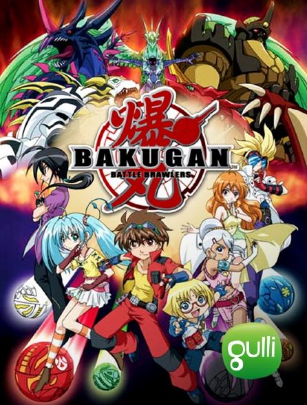 Gulli - Bakugan Battle Planet