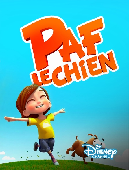 Disney Channel - Paf le chien
