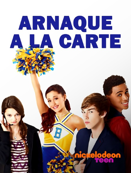arnaque a la carte streaming Arnaque à la carte en Streaming sur Nickelodeon Teen   Molotov.tv