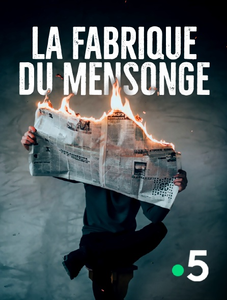 France 5 - La fabrique du mensonge