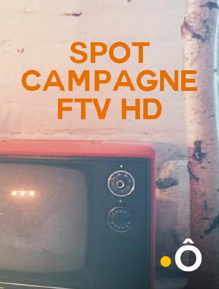 France Ô - Spot campagne FTV HD