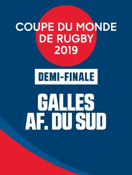 Coupe du monde de rugby 2019 - 2e demi-finale
