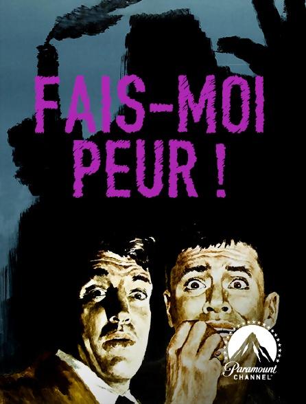 Paramount Channel - Fais-moi peur !