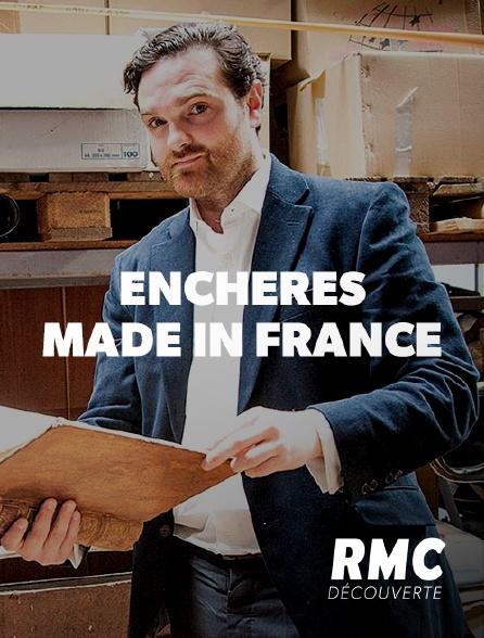 RMC Découverte - Enchères made in France