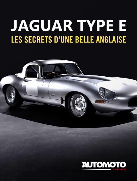Automoto - Jaguar Type E : Les secrets d'une belle Anglaise