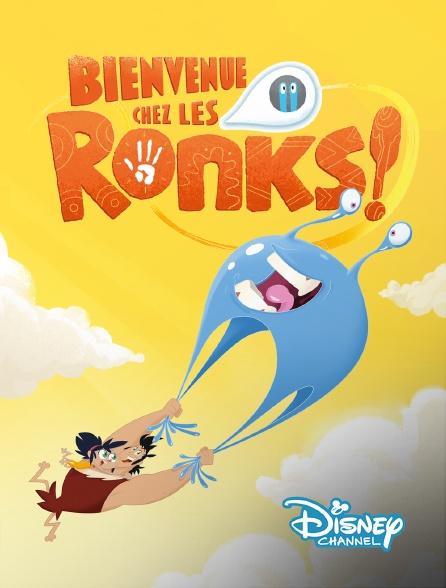 Disney Channel - Bienvenue chez les Ronks !