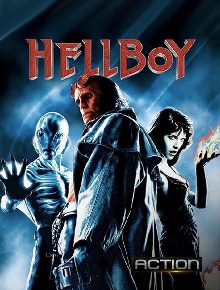 Action - Hellboy