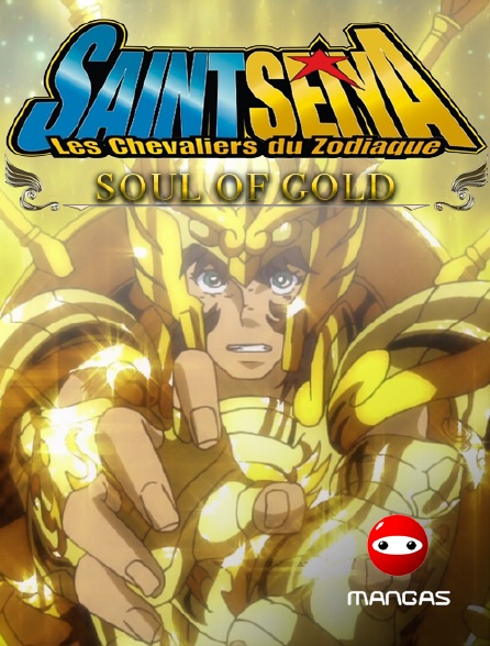 Mangas - Saint Seiya : Soul of Gold