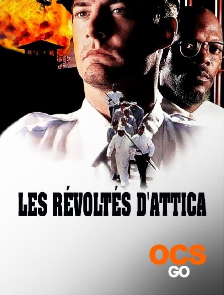 OCS Go - Les révoltés d'Attica