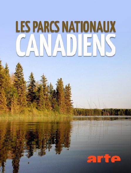 Arte - Les parcs nationaux canadiens