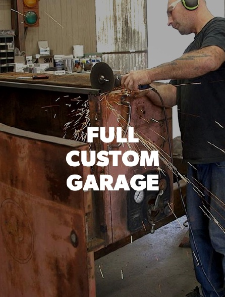 Full Custom Garage