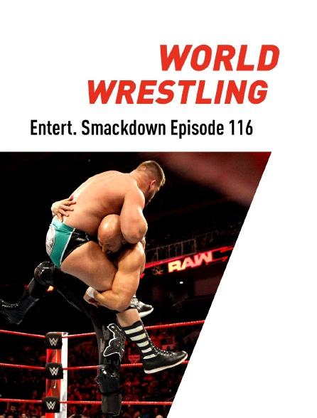 World Wrestling Entertainment SmackDown. Episode 116