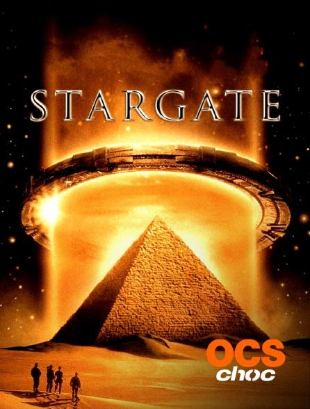 OCS Choc - Stargate, la Porte des étoiles