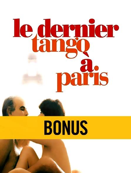 Dernier tango à Paris : bonus