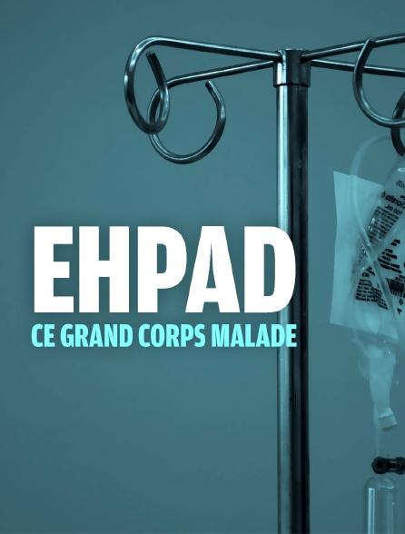 Ehpad, ce grand corps malade