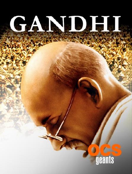 OCS Géants - Gandhi