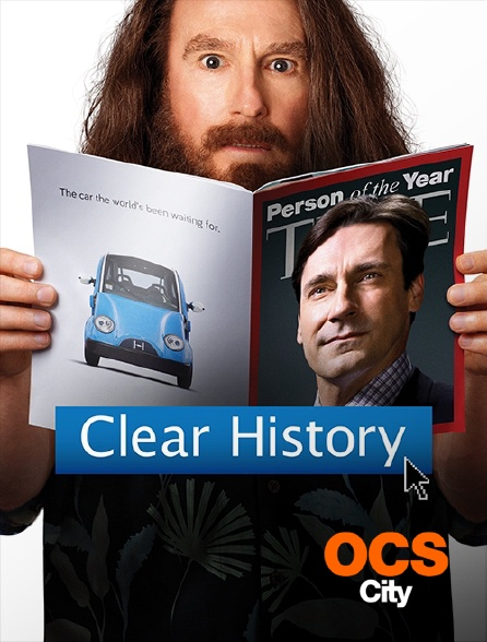 OCS City - Clear History