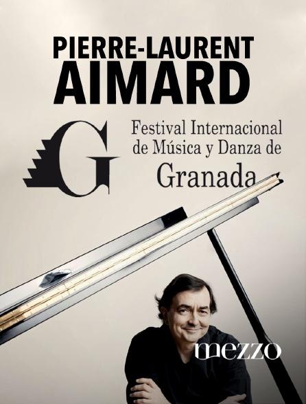 Mezzo - Pierre-Laurent Aimard au festival internacional de música y danza de Granada