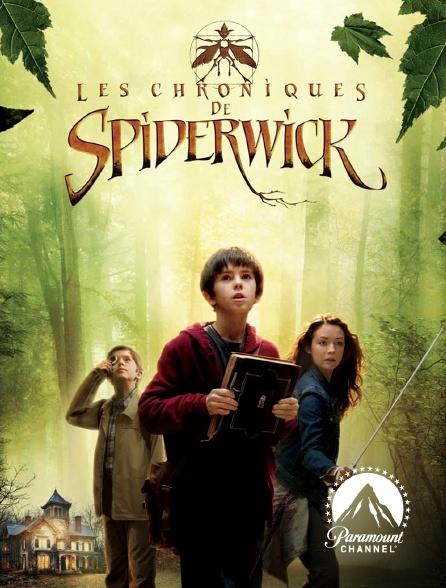 Paramount Channel - Les chroniques de Spiderwick