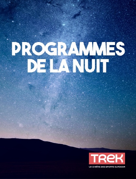 Trek - Fin des programmes