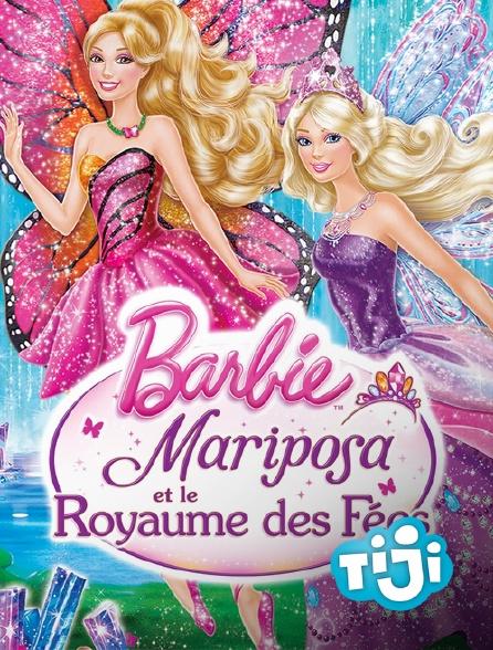 TIJI - Barbie Mariposa et le royaume des fées