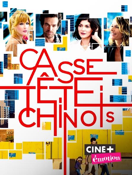 Ciné+ Emotion - Casse-tête chinois