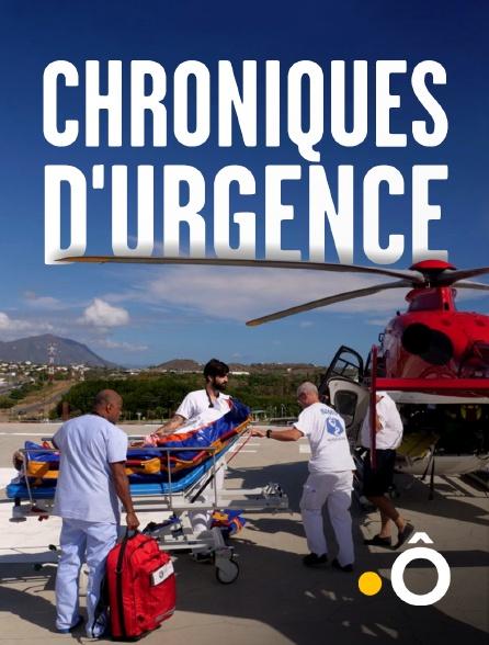 France Ô - Chroniques d'urgence