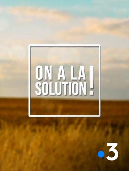 France 3 - On a la solution