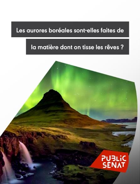 Public Sénat - Les aurores boréales sont-elles faites de la matière dont on tisse les rêves ?