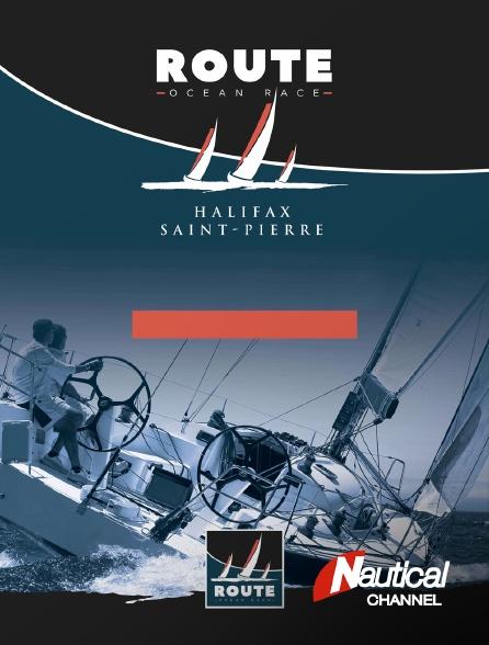 Nautical Channel - Halifax to Saint-Pierre-et-Miquelon Route