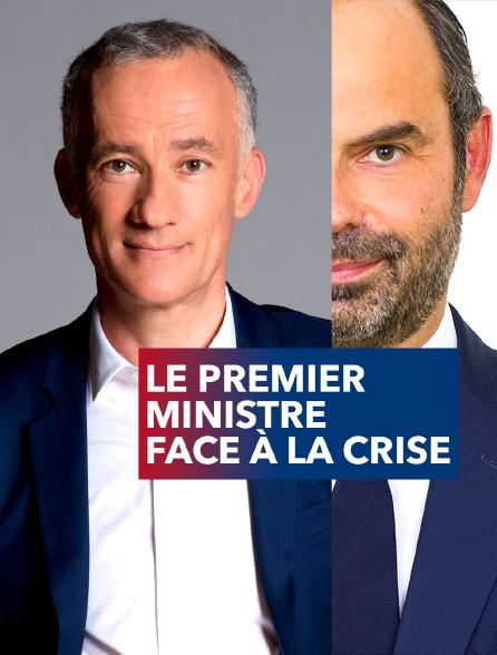 Le Premier ministre face à la crise